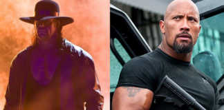 the undertaker, the rock