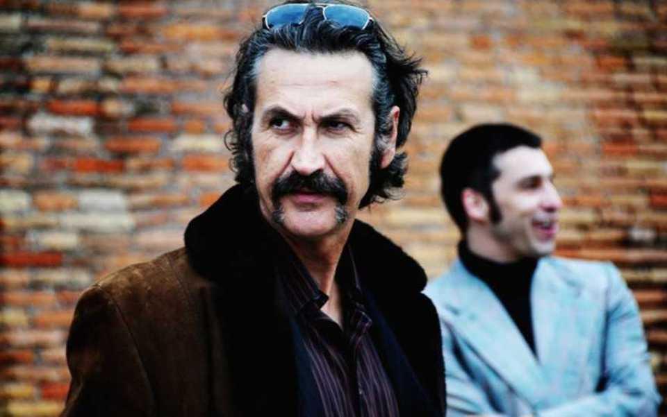 Marco Giallini : romanzo criminale