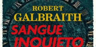 Sangue Inquieto; Robert Galbraith; J.K. Rowling