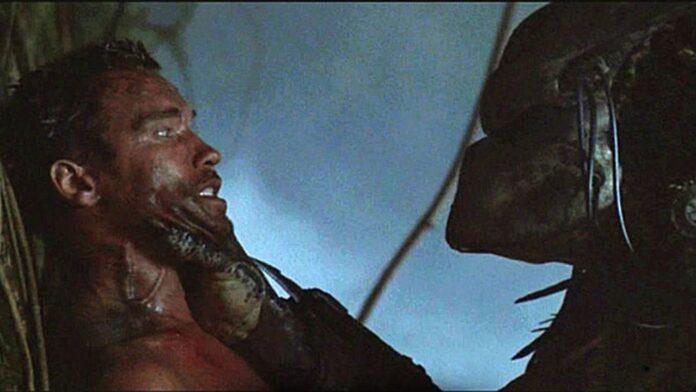Arnold Schwarzenegger, predator