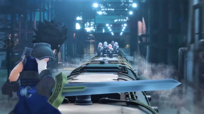 Final Fantasy 7 Trailer
