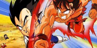 Dragon Ball, Akira Toriyama, Goku, Vegeta
