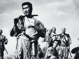 i sette samurai, akira kurosawa