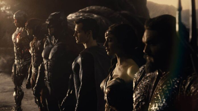 Justice League Snyder Cut, Zach Snyder
