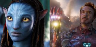 avatar, avengers endgame