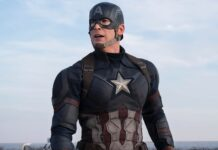 chris evans, capitan america
