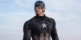 chris evans, capitan america