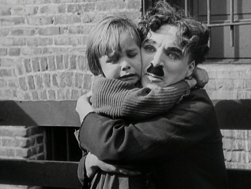 Charlie Chaplin, Il monello