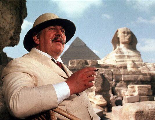 Peter Ustinov; Assassinio sul Nilo; John Guillermin; Agatha Christie