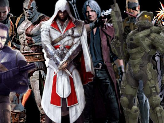 Protagonisti nella Storia dei Videogiochi