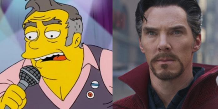 morrissey, Benedict Cumberbatch