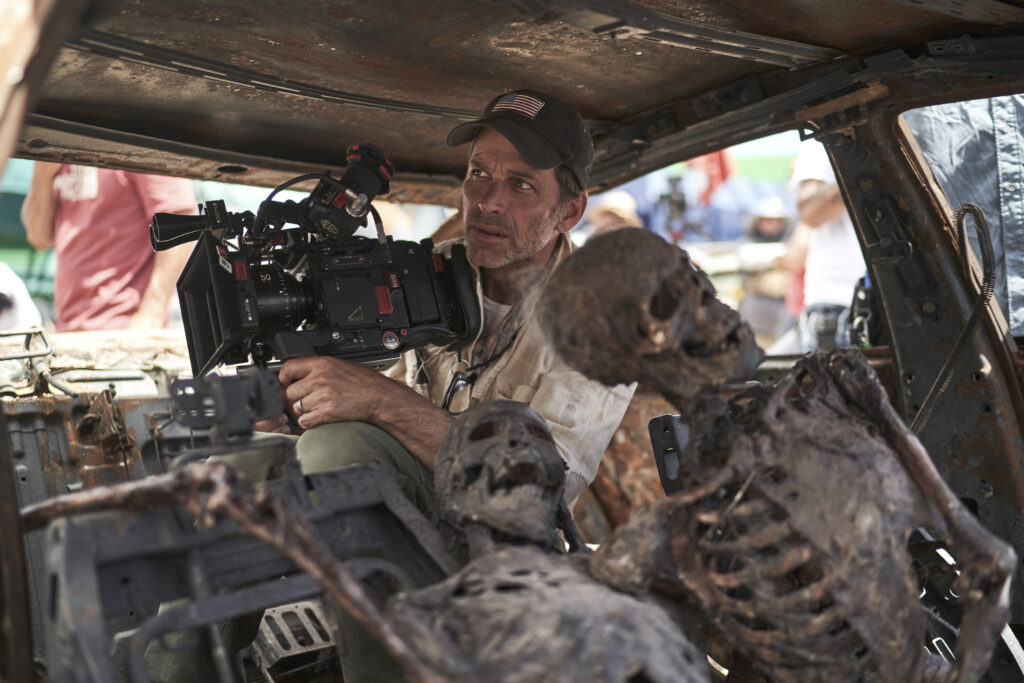 Army of the Dead; Zack Snyder