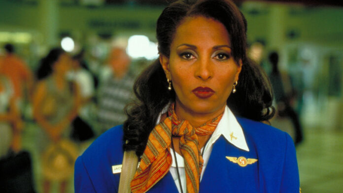 Pam Grier, Jackie Brown; Quentin Tarantino