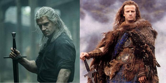 highlander, henry cavill
