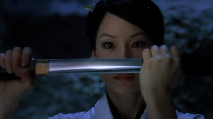 kill bill, lucy liu