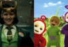 loki, teletubbies