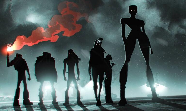 love death and robots 2, recensione, ghiaccio