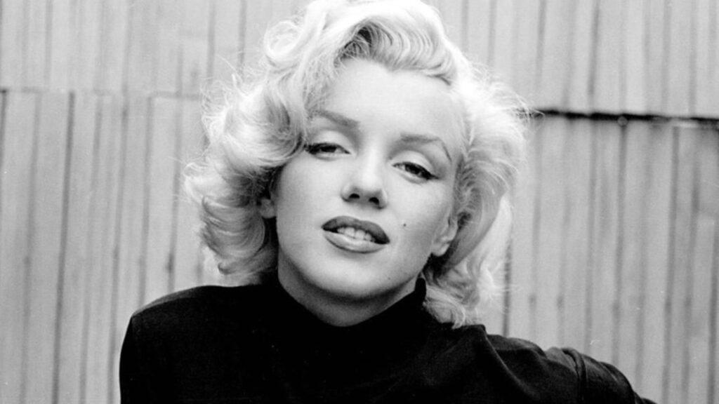 Marilyn : portrait