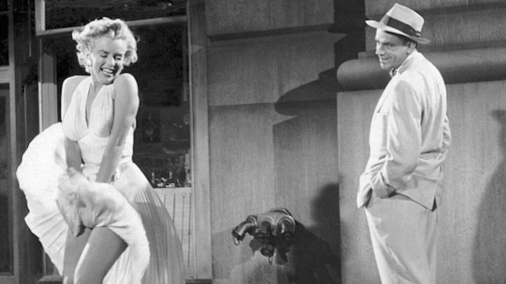 Marilyn Monroe : quando la moglie è in vacanza