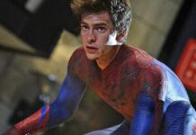 spider-man, andrew garfield