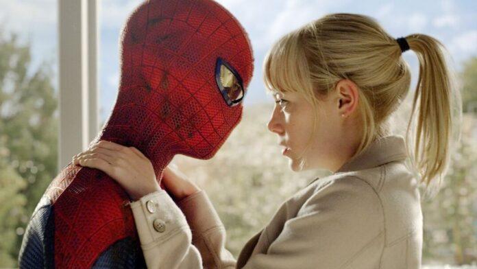 spider-man, emma stone