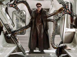 Alfred Molina; Spiderman; Doc Octopus