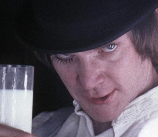 Arancia Meccanica; Malcolm McDowell