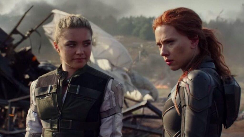 Black Widow; Marvel; Scarlett Johansonn; Florence Pugh