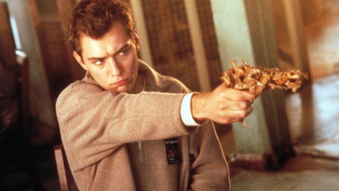 Film da vedere su Prime Video, Amazon Prime Video, Jude Law, Existenz, Cronenberg