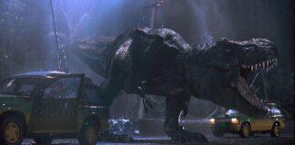 T-Rex, Jurassic-Park