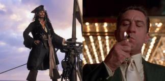 pirati dei caraibi, robert de niro, jack sparrow