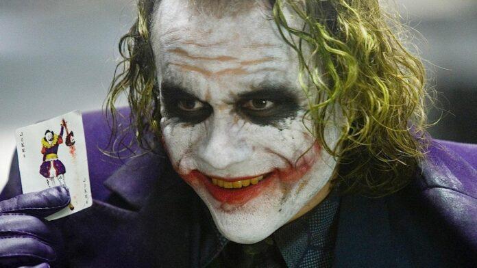 il cavaliere oscuro, joker
