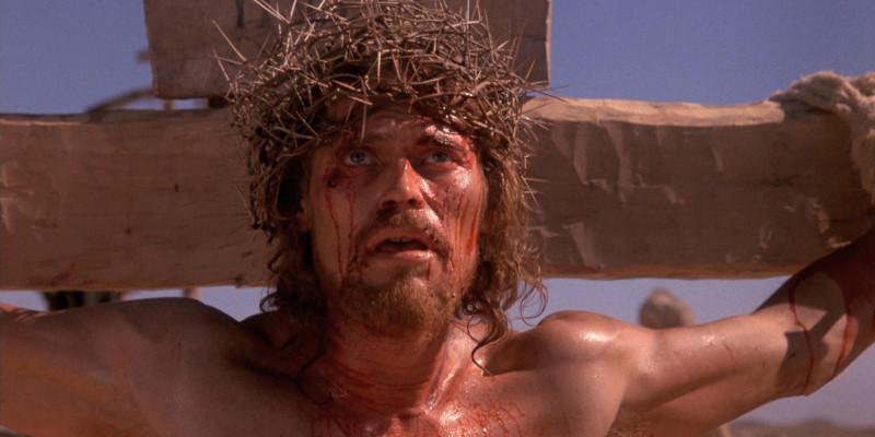 L'ultima tentazione di Cristo; Willem Dafoe