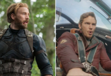 steve rogers, peter quill