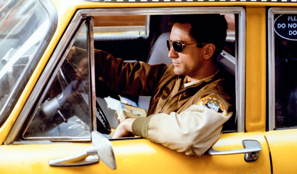 Robert De Niro - Taxi Driver