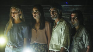 A Classic Horror Story, recensione, cast
