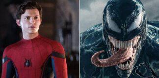 tom hardy, venom, spider-man