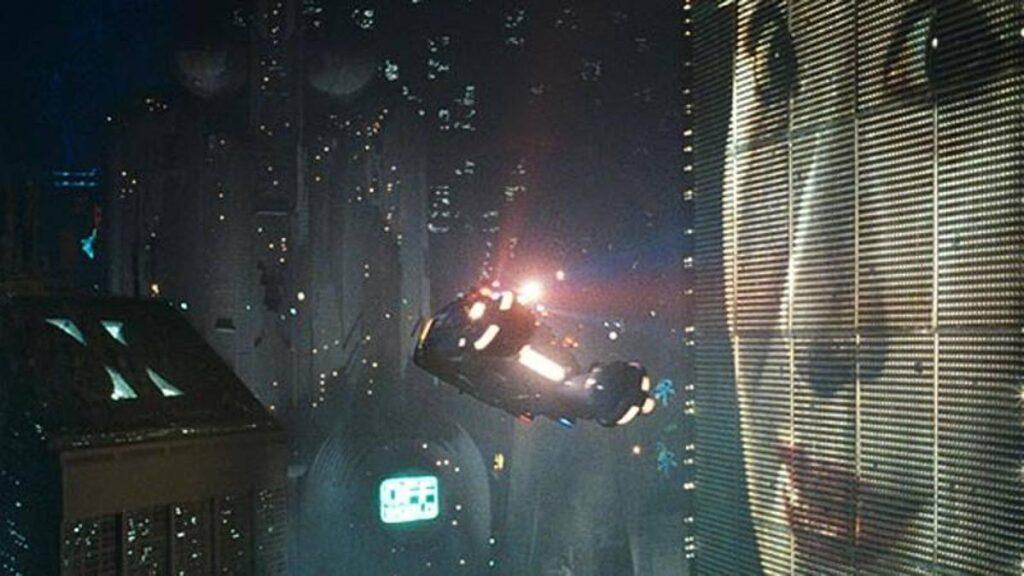 Blade Runner, Ridley Scott, 1982