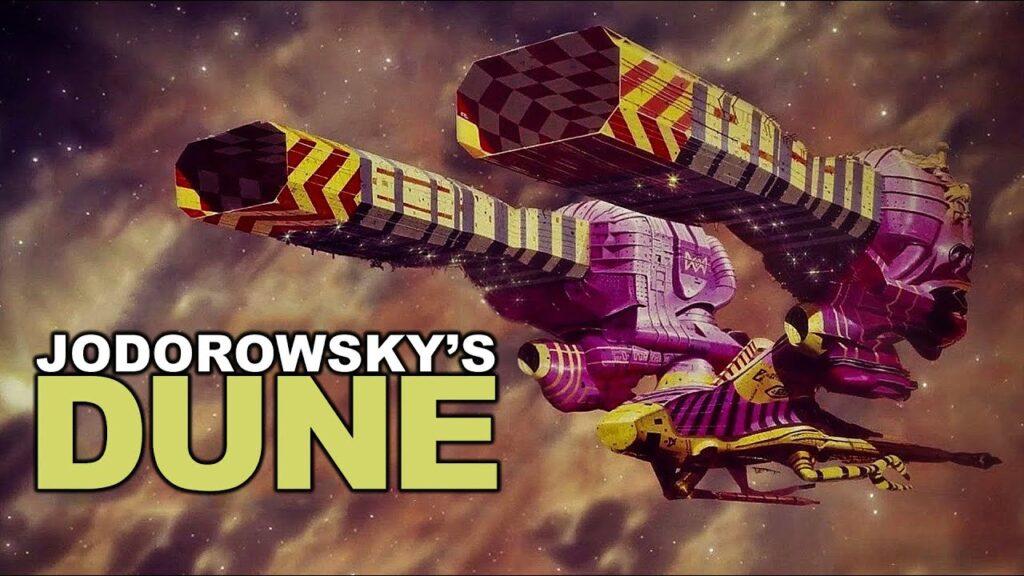 Jodorowsky's Dune, Frank Pavich, 2013