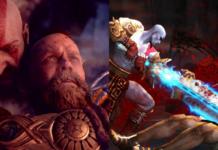 god of war, boss