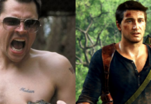uncharted, johnny knoxville